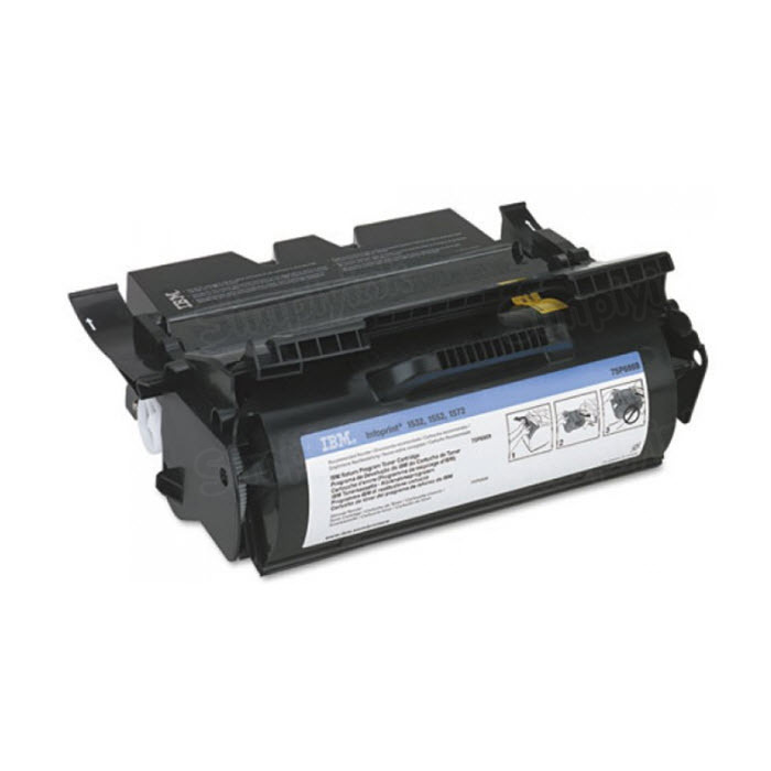 OEM IBM 75P6959 Black Toner Cartridge