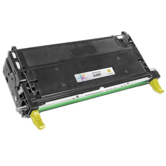 Refurbished Alternative for 330-1196 HY Yellow Toner for the Dell 3130cn