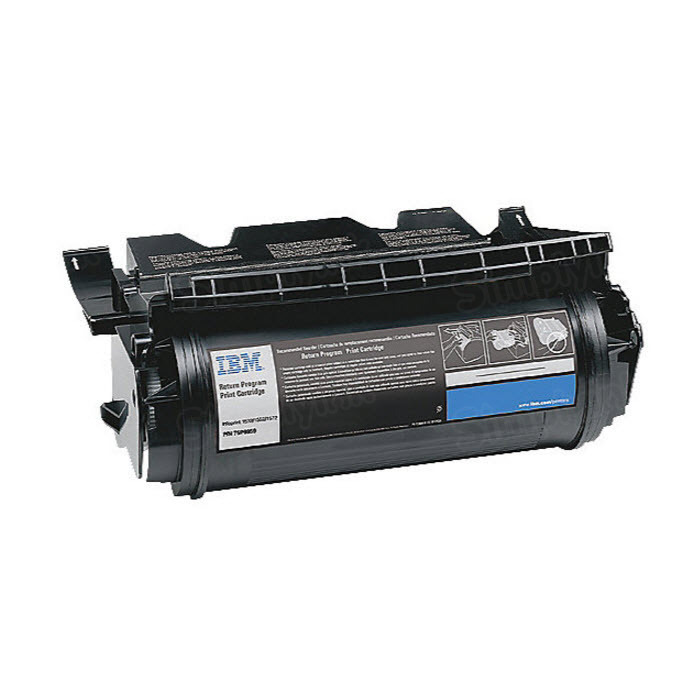 OEM IBM 75P6963 black Toner Cartridge
