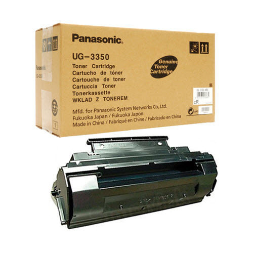 OEM Panasonic UG-3350 Black Toner Cartridge