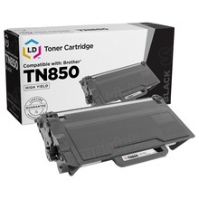 Compatible Brother TN850 High Yield Black Laser Toner Cartridges