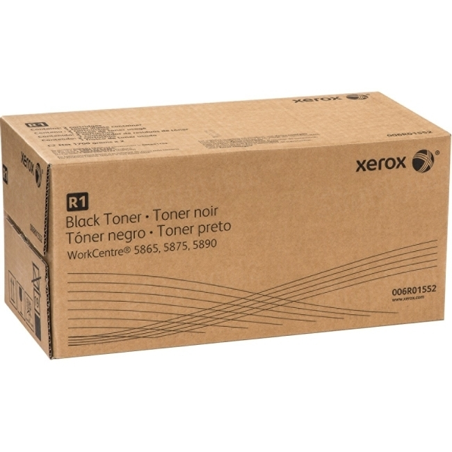 Xerox 006R01552 (6R1552) Black OEM Toner Cartridge