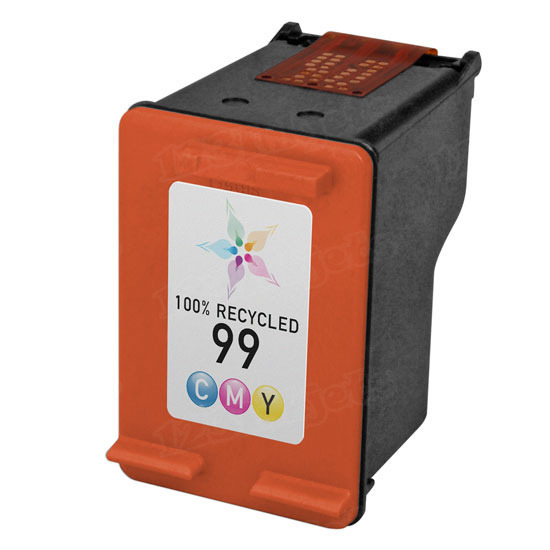 Remanufactured Replacement Photo Color Ink for HP 99