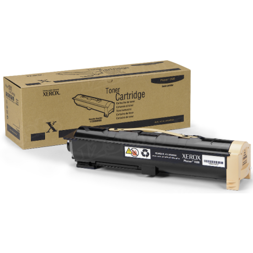 Xerox 113R00668 (113R668) Black OEM Toner Cartridge