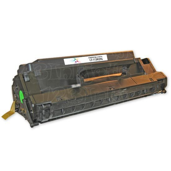 Remanufactured Xerox 113R296 Black Toner