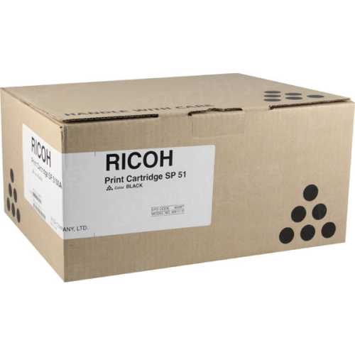 OEM 402877 Black Toner for Ricoh