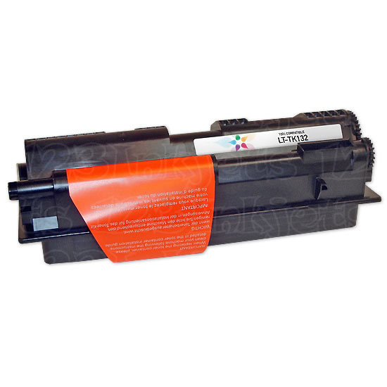 Kyocera Mita Compatible TK132 Black Toner Cartridge