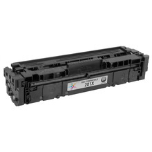Compatible Brand Replacement for HP CF400X (201X) High Yield Black Laser Toner Cartridge