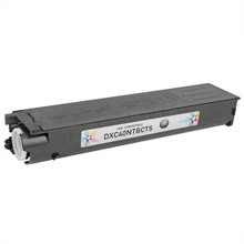 Compatible Sharp DX-C40NTB Black Laser Toner Cartridges