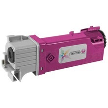 Compatible Alternative to Dell 331-0717 (2Y3CM) High Yield Magenta Laser Toner Cartridges for the Color Laser 2150, 2155