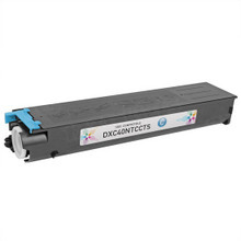 Compatible Sharp DX-C40NTC Cyan Laser Toner Cartridges