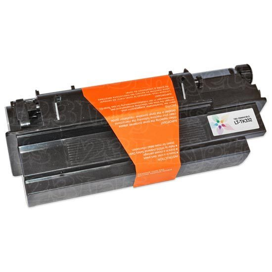 Kyocera Mita Compatible TK332 Black Toner Cartridge