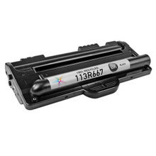 Remanufactured Xerox 113R667 Black Laser Toner Cartridges for the WorkCentre Pro PE16