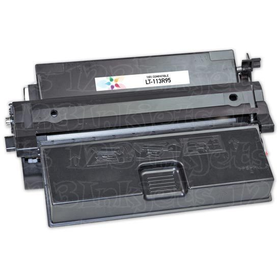 Remanufactured Xerox 113R95 Black Toner