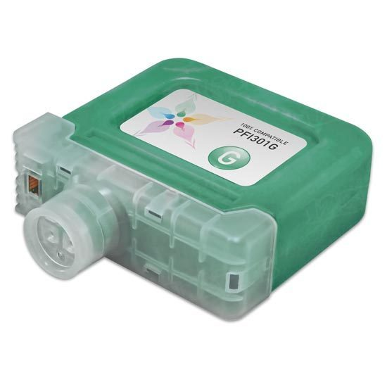 Canon Compatible PFI-301G Green Ink