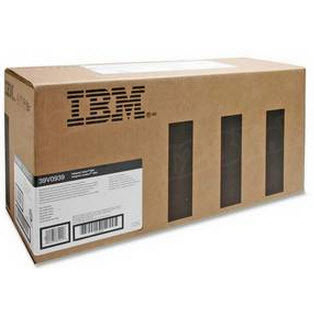 OEM IBM 39V3713 Black Toner Cartridge