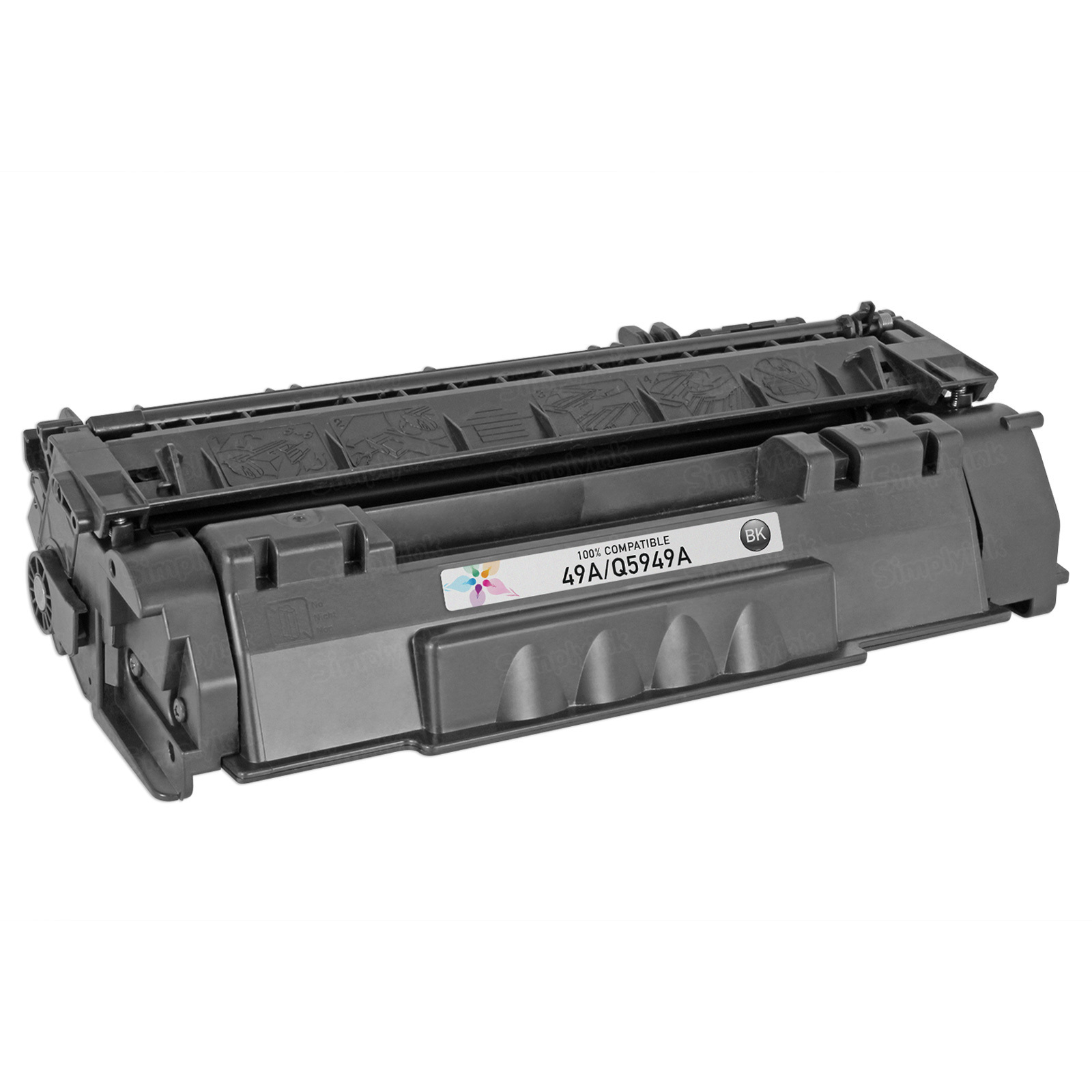 Compatible Brand Black Laser Toner for HP 49A