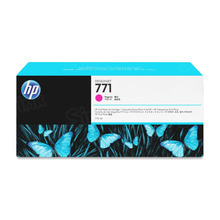 Original HP 771 Magenta Ink Cartridge in Retail Packaging (CE039A)