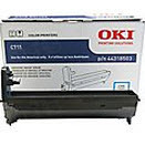 Original Cyan Type C16 Drum Unit for Okidata 44318503 30K Page Yield