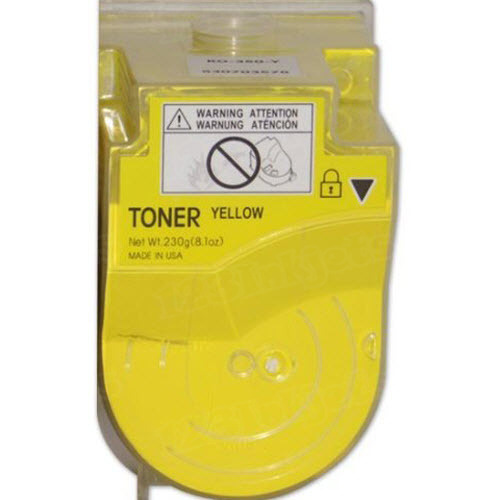 TN302Y Yellow Toner for Konica Minolta