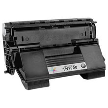 Remanufactured Brother TN1700 Black Laser Toner Cartridge