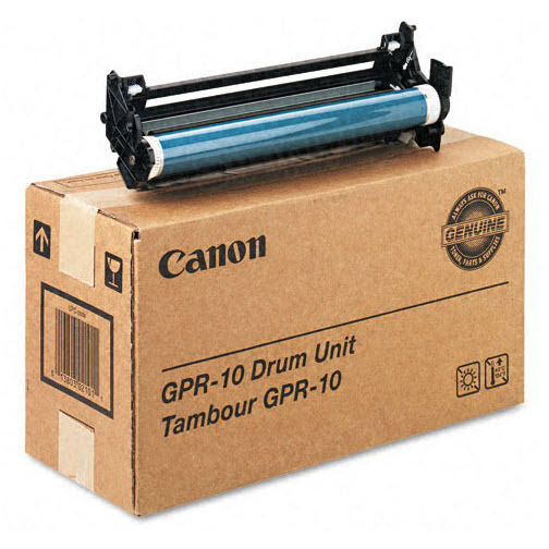 Canon GPR-10 Black Drum Unit, OEM