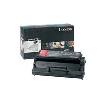 Lexmark OEM High Yield Black Laser Toner Cartridge, 08A0477 (E320 / E322) (6,000 Page Yield)