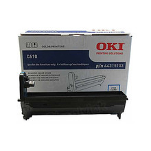 Original Cyan Type C15 Drum Unit for Okidata 44315103 20K Page Yield