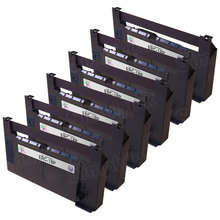 Compatible Epson ERC-18P Purple 6 Pack POS Ribbons