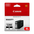 Canon PGI-1200XL Black HY Ink Cartridge, OEM