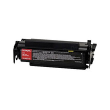Lexmark OEM Black High Yield Laser Toner Cartridge, 12A3715 (X422) (12,000 Page Yield)
