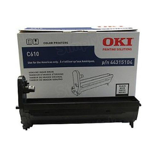 OEM Okidata Type C15 Black Drum