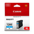 Canon PGI-1200XL Cyan HY Ink Cartridge, OEM
