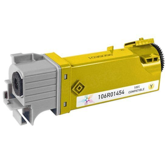 Compatible Xerox Phaser 6128MFP Yellow Toner