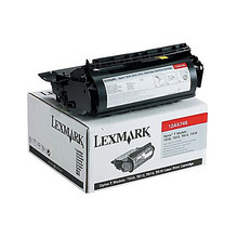 Lexmark OEM Black High Yield Laser Toner Cartridge, 12A5745 (Optra T610 / OptraImage 614s) (25,000 Page Yield)
