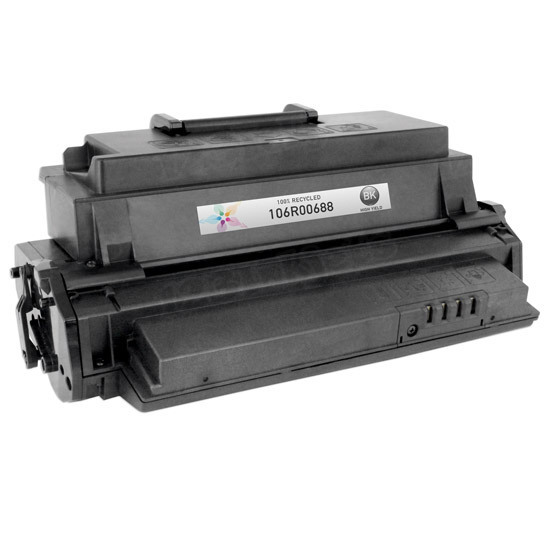 Compatible Xerox Phaser 3450 HC Black Toner