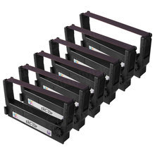 Compatible Epson ERC-23P Purple 6 Pack POS Ribbons