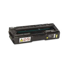 Ricoh OEM Yellow 406044 Toner Cartridge