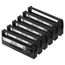Compatible Epson ERC-27B Black 6 Pack POS Ribbons
