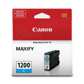 Canon PGI-1200 Cyan Ink Cartridge, OEM