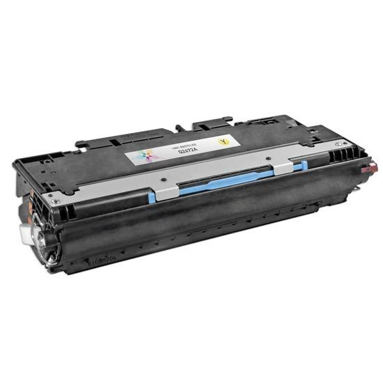 Remanufactured Replacement Yellow Laser Toner for HP 309A
