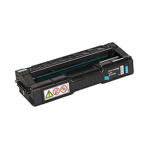 OEM Ricoh 406047 Cyan Toner Cartridge