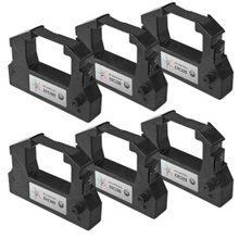 Compatible Epson ERC-28B Black 6 Pack POS Ribbons