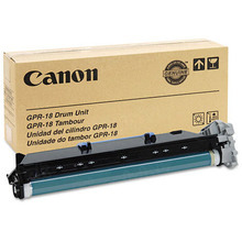 Canon GPR-18 (55,000 Page) Black Drum Unit - OEM 0385B003BA