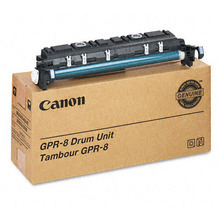 Canon GPR-8 (21,000 Page) Black Drum Unit - OEM 6837A004AA