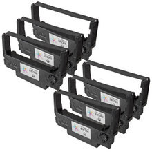 Compatible Epson ERC-30B Black 6 Pack POS Ribbons