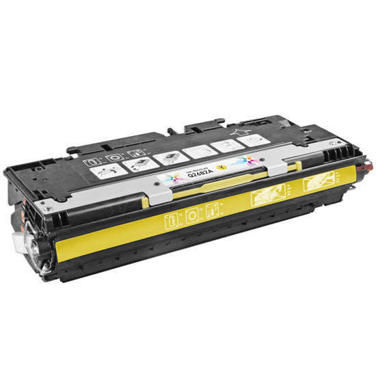 Remanufactured Replacement Yellow Laser Toner for HP 311A