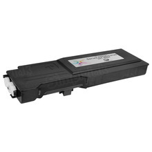Compatible Alternative to Dell 331-8429 (W8D60) Extra High Yield Black Laser Toner Cartridges for the Dell Laser C3760 and C3765