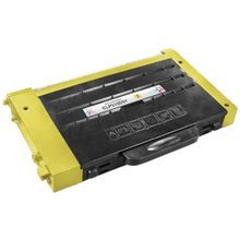 Remanufactured CLP-510D5Y Yellow Toner Cartridge for the Samsung CLP-510 & CLP-510n 5K Page Yield
