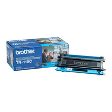 OEM Brother TN115C High Yield Cyan Laser Toner Cartridge